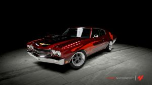 Voltage TGR Customs - Chevrolet Chevelle SS by RookieTiger