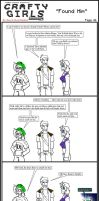 Minecraft Comic: CraftyGirls Pg 46 by TomBoy-Comics