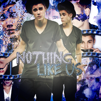 Nothing Like Us - Blend by PaolaM