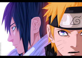 Naruto 671 by kvequiso