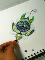 Somebody's hungry by artisticalshell