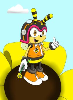 Charmy Bee by Mrhypersonic