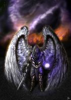 Angel of Chaos by Ravenzak
