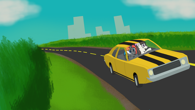 Stream Challenge 11: Road Trip! by Moco13
