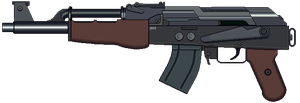 Chinese Assault Rifle by Ruiner3000