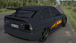 Ford Cosworth PII by ProRipp