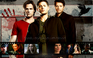 Family Don't End With Blood by alice-castiel