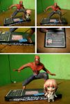 Marvel Comics Presents: The Amazing Spiderman! by MarcGo26