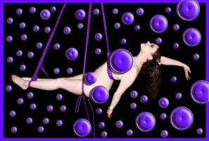 Censored by Purple Bubbles by MorbidKittyCorpse