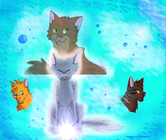 Bluestar Prophecy by FireMoon9