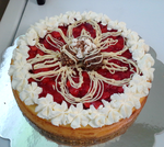 White Choc. Cheesecake 2 by Fycrixe