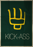 Kick-Ass Poster by jxtutorials