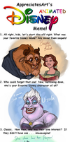 Disney Meme by Sukeile