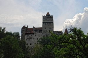 Bran Castle by Aloba