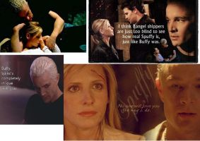 Spuffy Spike and Buffy Collage by Ai-Ayama