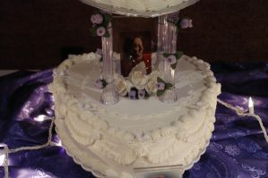 photo wedding cake 3 by nlpassions