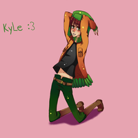 Kyle x3 by ShooterSP