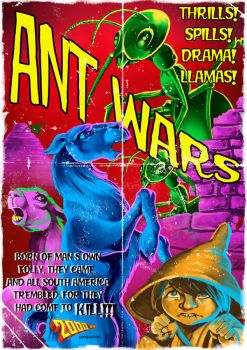 Ant Wars by DarkJimbo