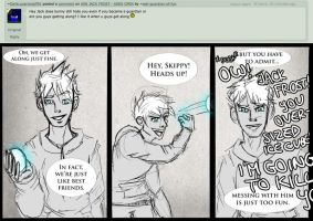 ASK JACK FROST - FRIENDS by ask-guardian-of-fun