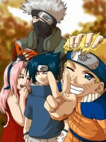 Team 7 before by AnnaGiladi