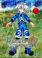 Genis Sage Tales of Symphonia by kina