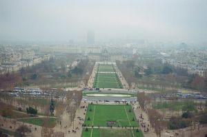 Champs de Mars, III by neuroplasticcreative