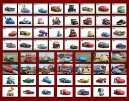 OLL Cars Wallpapers by vicing