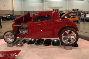 1932 Ford 3 Window Coupe by Razgar