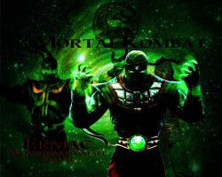 MK9 Ermac Wallpaper by Reaper-The-Creeper