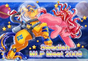 Swedish MLP Meet 2009 by AnnieMsson