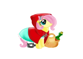 Little Red Riding Hood by Loveponies89