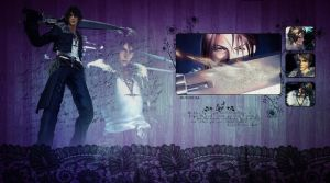 Squall Wallpaper 03 by Mufurcka