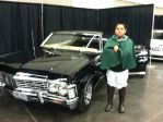 Me and Supernatural Impala by JGraphic1