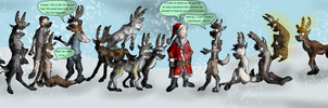 On The Twelfth Day of Christmas by Fox-Fireborn
