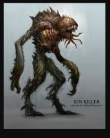 Kin Killer by Ubermonster