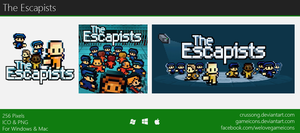 The Escapists - Icon by Crussong