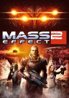 MASS EFFECT 2 Custom cover by Ellunare