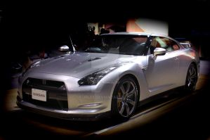 Nissan GT-R 3 by JPLee