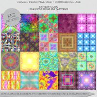 Patterns: Chaos by HGGraphicDesigns