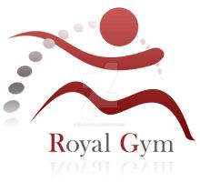 Royal Gym - Logo by RikuAsakura