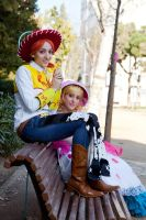 Toy Story girls by Madoka-swan