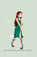 ..Quia..I Wish... by KristieConspiracy