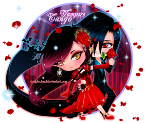 + The VAMPIRE TANGO + by DoubleDead