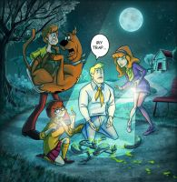 Scooby-Doo! Mystery Incorporated by mcguinnessjohn