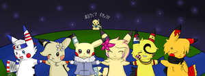 Contest Entry: We Are One! by Aven-Mochi