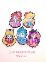SailorMoon Shrink Charms! by Wotsit123