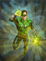 Original Green Lantern image by Hungrysparrow