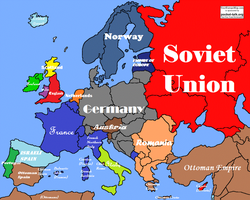 Europe Labeled by Rory-The-Lion