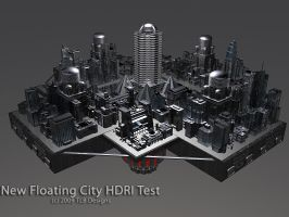 New Floating City HDRI Test by TLBKlaus