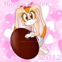 Happy Easter 2012 by Kamira-Exe